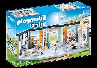 Playmobil 70191 Больница City Life Hospital Floor