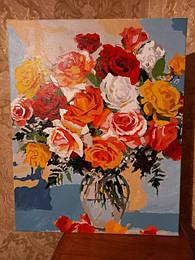 Картина за номерами Розы.јрд