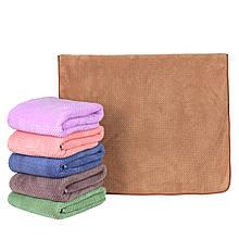 Полотенце для тела микрофибра банное полотенце 70x140см