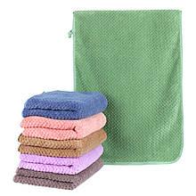 Кухонное полотенце микрофибра 35х70см