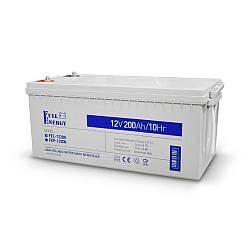 Аккумулятор гелевый 12В 200 Ач для ИБП Full Energy FEL-12200