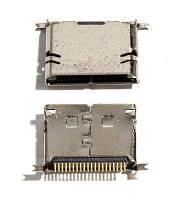 Коннектор зарядки Samsung D520, D800, D820, D830, D840, D900, D900i, E250D, E500, E780, E840, E870, E900, F300