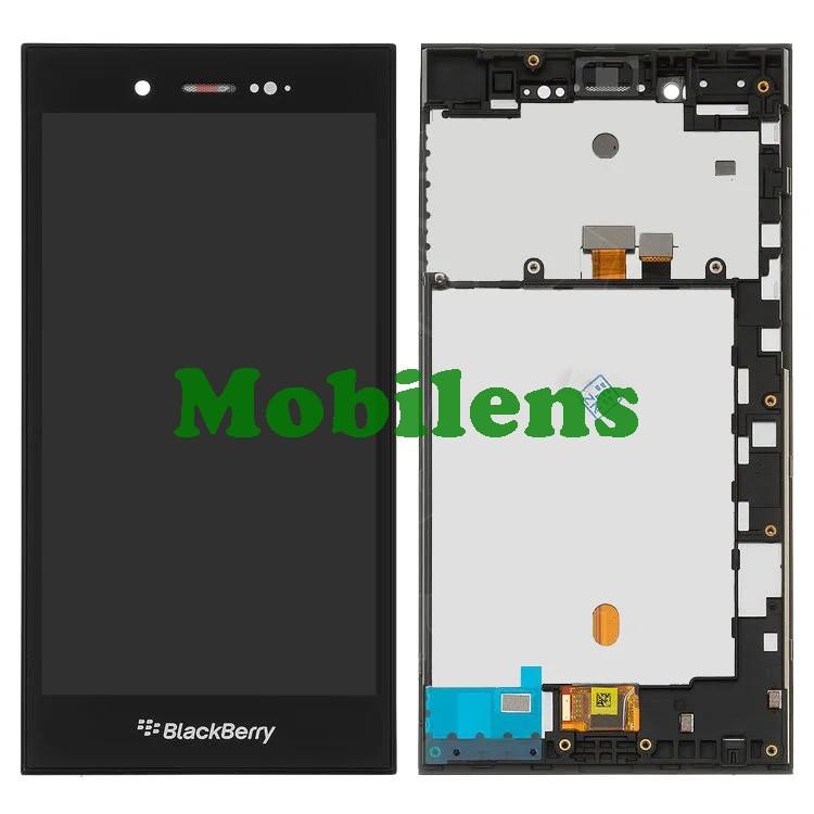 BlackBerry Z3 Дисплей+тачскрин(модуль) черный *в рамке