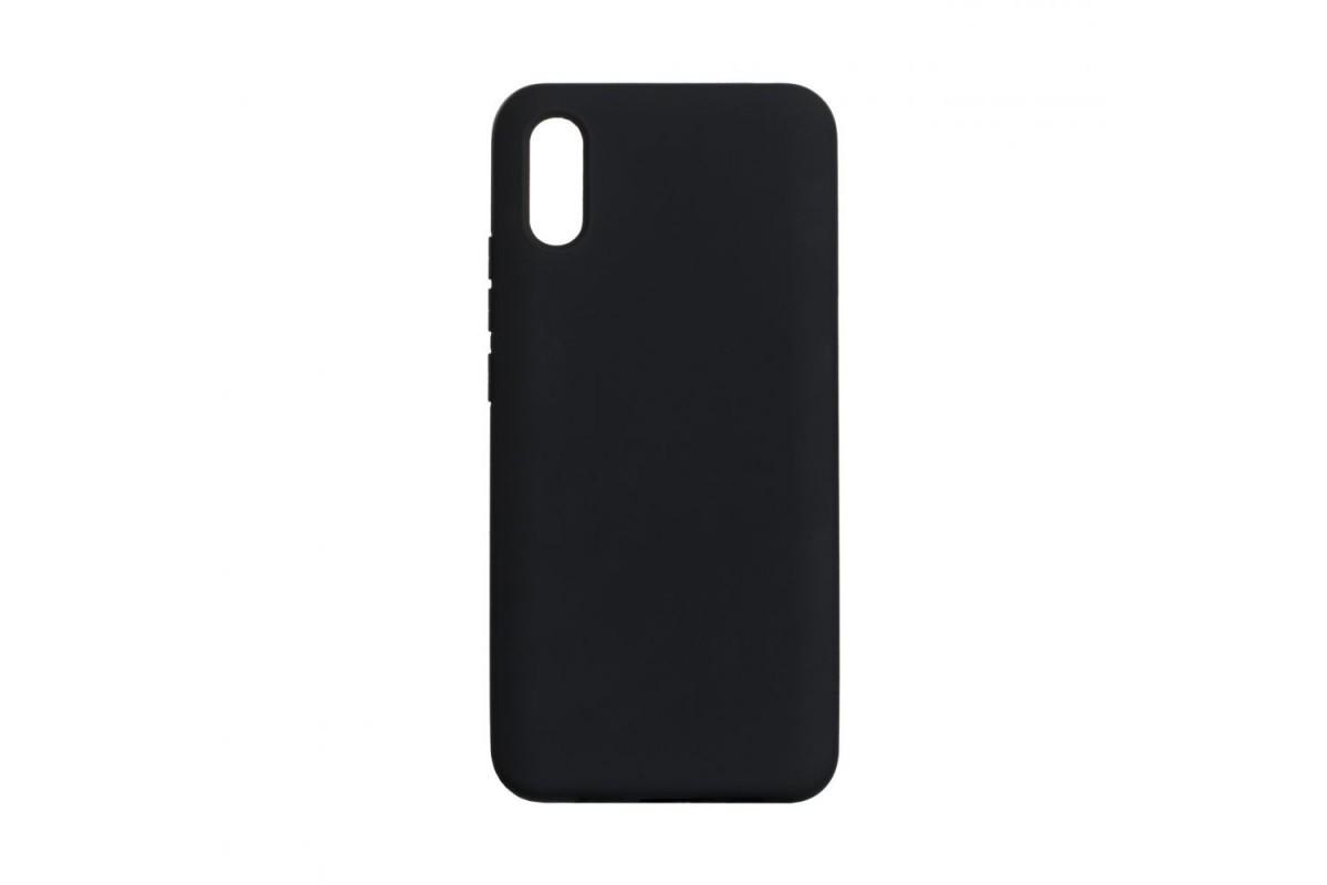 Чехол для Xiaomi Redmi 9A Черный / Чехол для Ксяоми Сяоми Ксиоми 9а