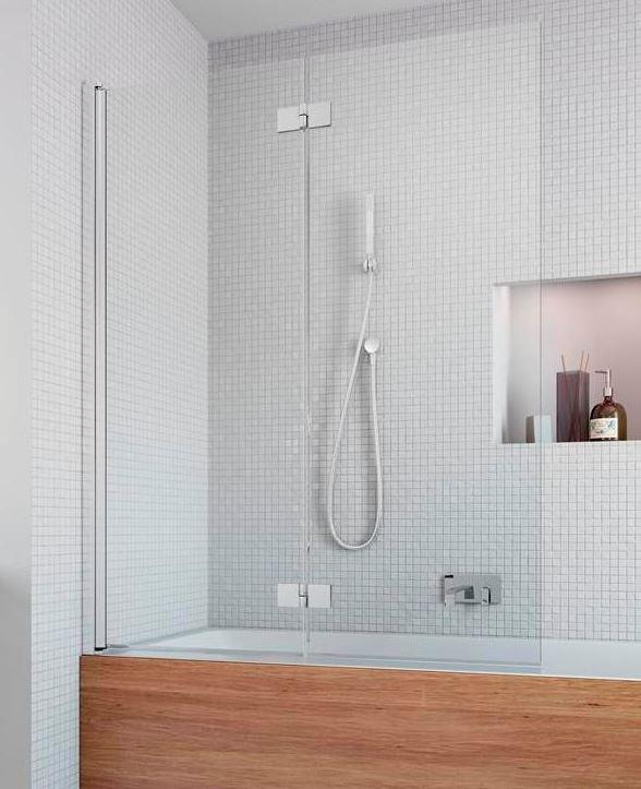 Шторки для ванн стеклянные Radaway Шторка для ванны Radaway Essenza New PND 120 см (207212-01R)