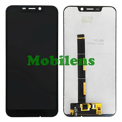 Blackview A30 Дисплей+тачскрин(модуль) черный, фото 2
