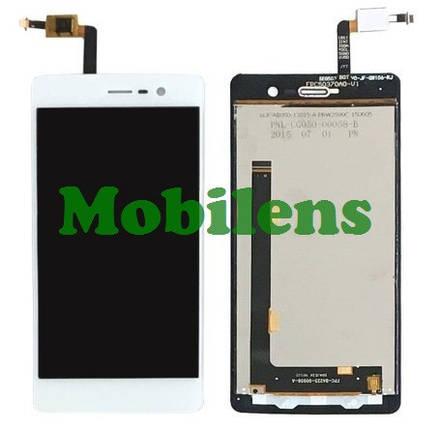Blackview Omega Pro Дисплей+тачскрін(модуль) білий, фото 2