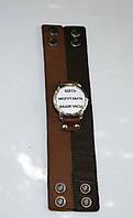 Кожаный ремешок для часов WB-28
