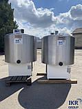 Охолоджувач молока в магазин Frigomilk (Фрігомілк) на 300 літрів / Охолоджувач молока Frigomilk на 300 літрів, фото 4