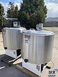 Охолоджувач молока в магазин Frigomilk (Фрігомілк) на 300 літрів / Охолоджувач молока Frigomilk на 300 літрів, фото 3