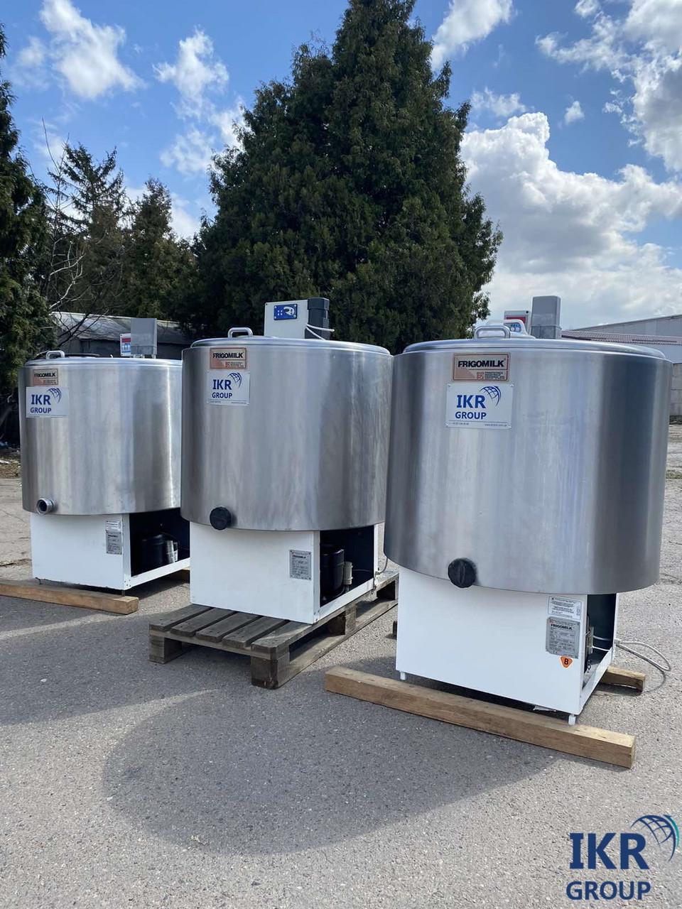 Охолоджувач молока в магазин Frigomilk (Фрігомілк) на 300 літрів / Охолоджувач молока Frigomilk на 300 літрів