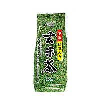Генмайча - японський зелений чай з обсмаженою неочищ. рисом, 200 р.
