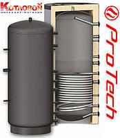 Буферная емкость ProTech (Протеч, Протек, Протех) 500 л. с теплообменником и изоляцией