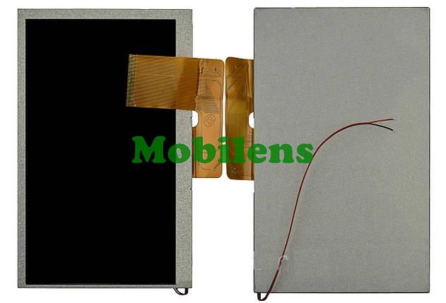 Bravis KD070D20-60NC-A5, Jeka JK-701, FPC-7006001, (105*165мм), 60pin Дисплей (экран), фото 2