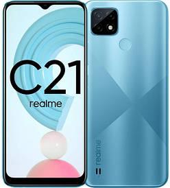 Realme C21 4/64GB Blue Global Гарантия 1 год