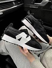 Мужские кроссовки New Balance 327 Black MS327CPG, фото 3