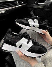 Мужские кроссовки New Balance 327 Black MS327CPG, фото 2