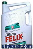 Антифриз FELIX PROLONGER Зеленый -40