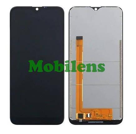 Doogee Y8, X90L  Дисплей+тачскрин(модуль) черный, фото 2