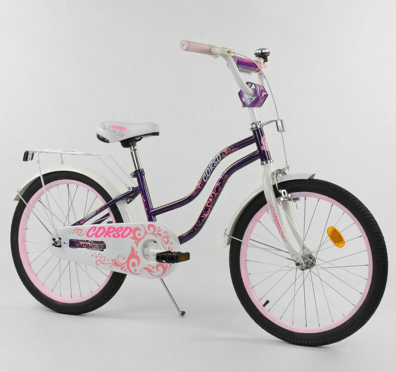 Велосипед Corso Т 09310 20 дюймів