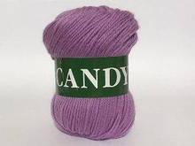 Пряжа шерстяная Vita Candy, Color No.2533 светло-сиреневый
