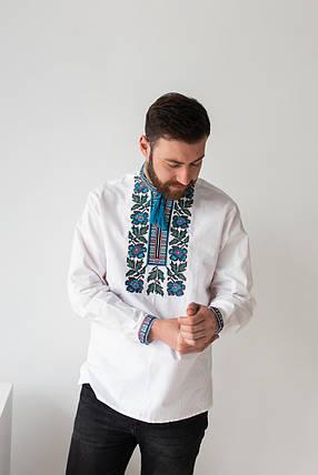 "Мужская вышиванка ""Борщаговка"", фото 2"