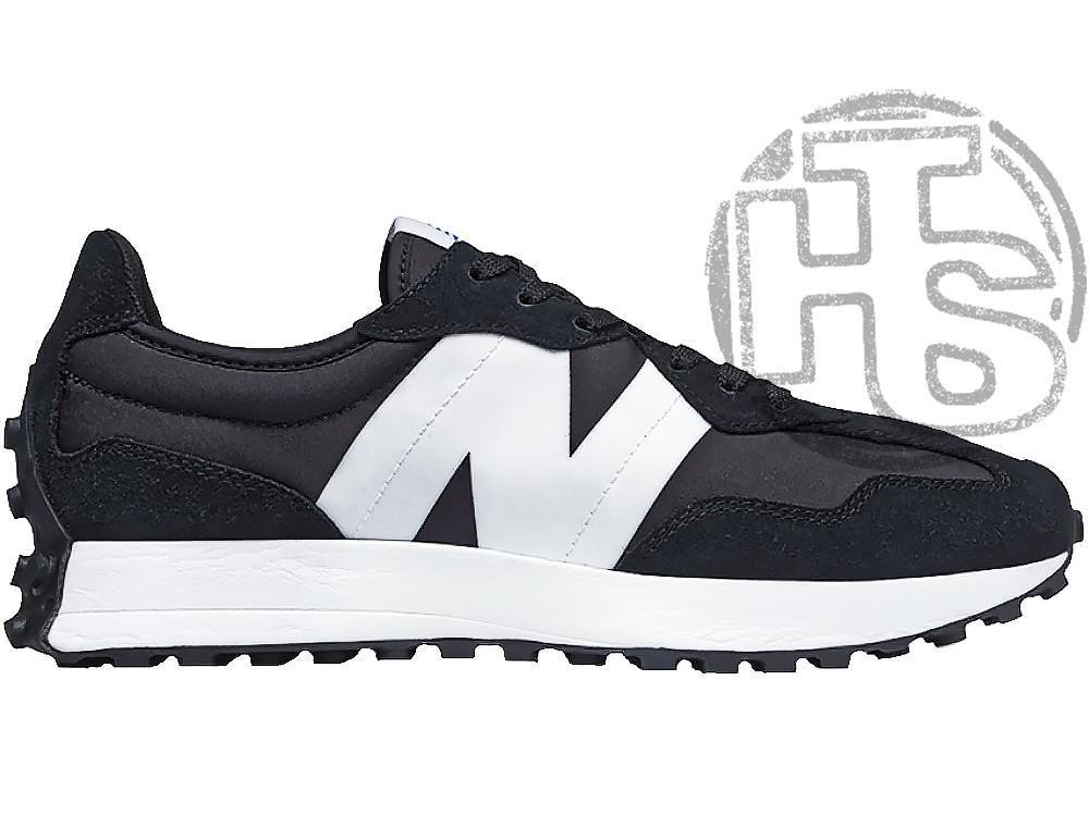 Женские кроссовки New Balance 327 Black MS327CPG