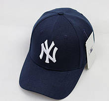 Бейсболка New York. Синяя бейсболка