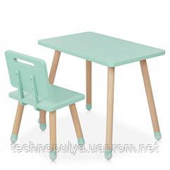 Столик Bambi Square M 4256 Mint (US00071)