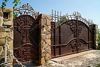Встановити ковані ворота