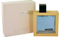"""Мужская туалетная вода """"DSQUARED2 He Wood Ocean Wet Wood"""" обьем 100 мл"""