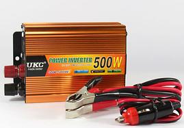 Инвертор с зарядкой преобразователь напряжения AC/DC 500W 24V SSK (4147)