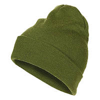 Зимняя армейская шерстяная шапка (с отворотом). ВС Голландии, оригинал.