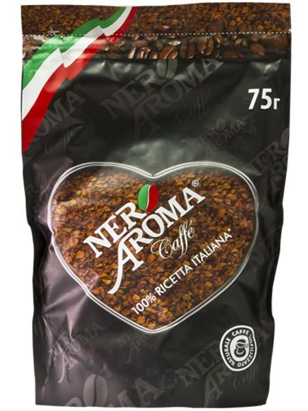 Кофе растворимый Nero Aroma Classic 60 г. м/у