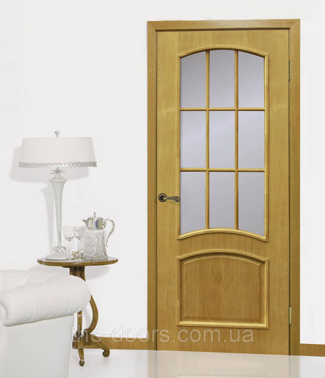 Двері Omis Капрі ПО натуральний шпон