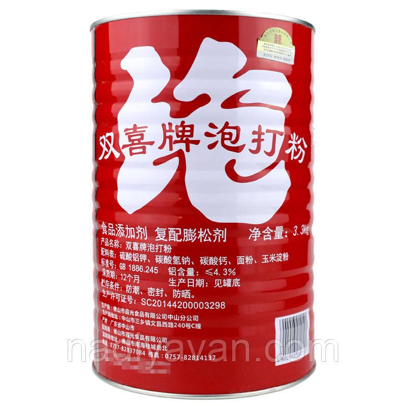 Розпушувач Double Happiness Brand 3,3 кг