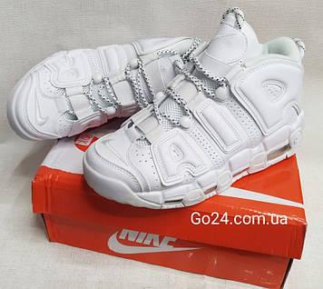 Кроссовки NIKE AIR 414962 002 мужские белые