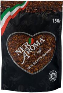 Кофе растворимый Nero Aroma Classic 120 г. м/у