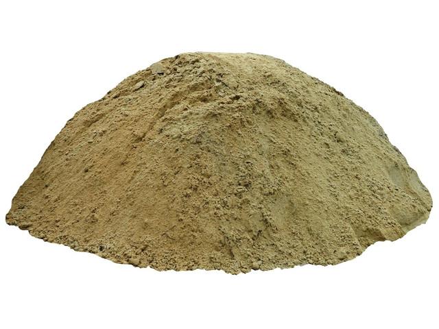 Пісок будівельний (гірський, митий)