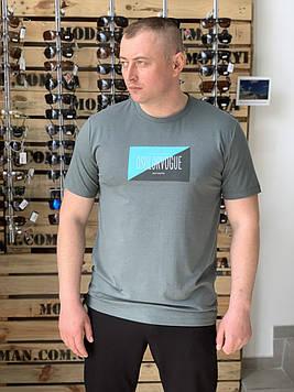 Cтильные мужские футболки больших размеров
