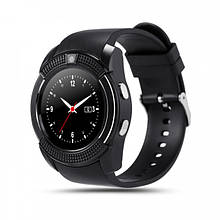 Смарт-часы Smart Watch V8 Black - Умные часы и фитнес браслеты
