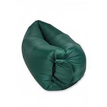 Надувний матрац-гамак YBB 2,2 м Зелений - Надувні дивани, крісла