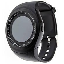 Смарт-годинник Smart Watch Y1 Black - Розумні годинник і фітнес браслети