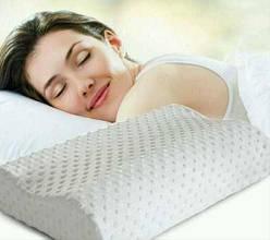 Ортопедична подушка з пам'яттю Здоровий Сон Memory Pill - Подушки