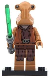 Фігурка Ророн Коробб Roron Corobb Зоряні війни Star Wars Аналог лего