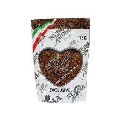 Кофе растворимый Nero Aroma Exclusive 120 г. м/у
