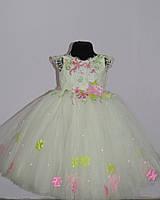 Детское платье «Оксана» - выпускное платье для девочки в садик