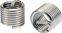 Вставки спиральные для ремонта резьбы М5 х 0.8 х 6.7 мм 20 шт