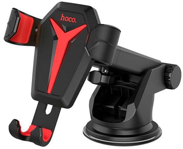 Автотримач для телефону Hoco CA26 Black