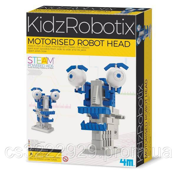 Роботизированная голова (набор для сборки) 4M (00-03412)